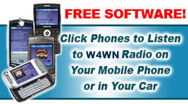 Download the App for any Apple, Android, or Blackberry Smart Phone or Tablet