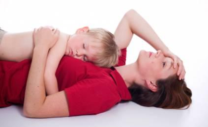 Energy,tired-mom