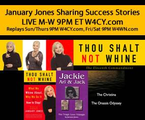 JanuaryJonesSharingSuccessStories