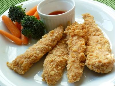 spicy chicken tenders-qpr
