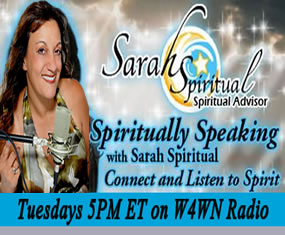Spiritually Speaking With Sarah w4wn