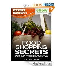 book,FoodShoppingSecrets