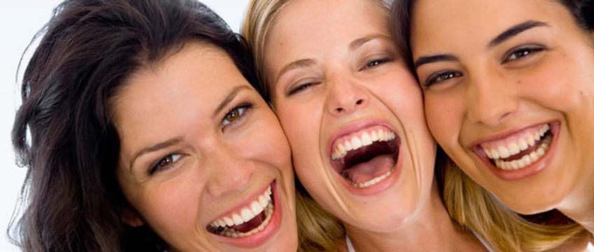 Laughter is the Breast Medicine