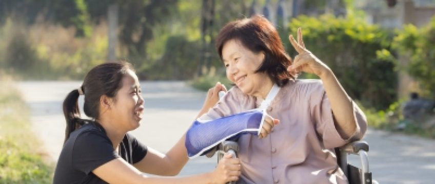 Caregiving your Adult Parent with Alzheimer's