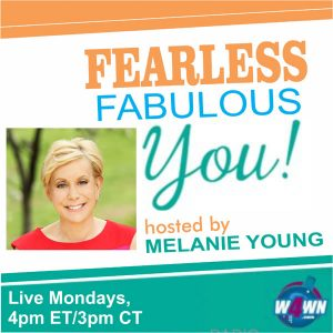 Host Melanie Young speaks with inspiring women and expert on health, wellness and nutrition to help you make healthy choices to live happier lives.