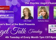 """8pm EST 6/23 Angel Talk Tuesday """"Welcoming in the New Vibration"""""""