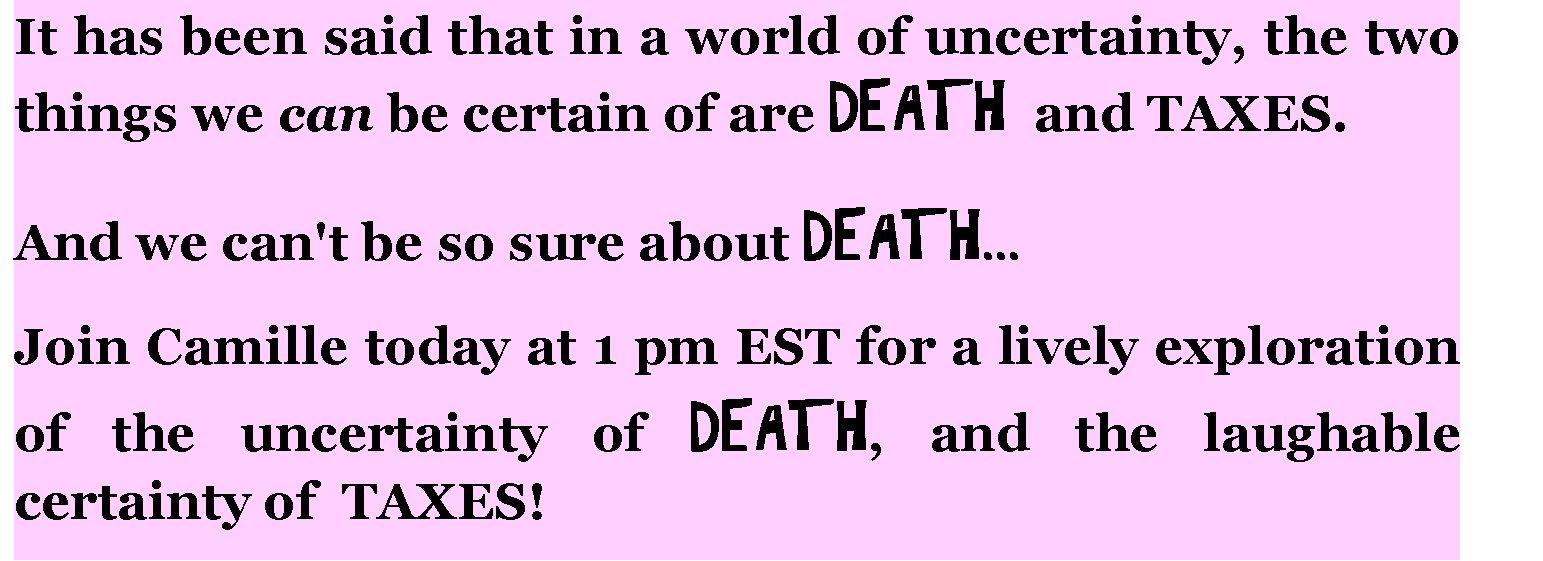 DeathTaxesScript