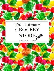 ULTIMATRE GROCERY STORE GUIDE