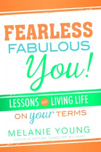 Book cover- Fearless Fabulous YOU