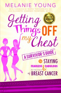 If you are a loved one has been diagnosed with breast cancer this helpful, comforting and resourceful guide will be your best mentor-friend. Filled with tips!