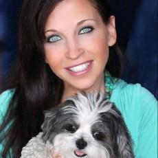 Wendy Diamond with Baby Hope