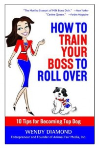 One of Wendy's many top selling books