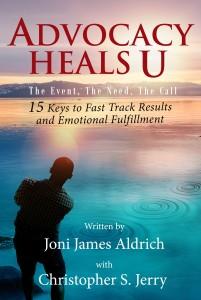 Advocacy Heals U BOOK COVER