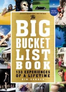 BIG BUCKET LIST COVER