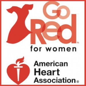 GO RED FOR WOMEN AHAH