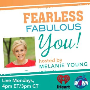 Fearless Fabulous You! spotlights inspiring women and interviews experts on health, wellness and nutrition. Join me Mondays, 4pmEST on Fearless Fabulous You! on W4WN.com All show podcasts can be heard anytime, anywhere on iHeart.com and the free iHeart App.