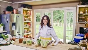 elina in kitchen