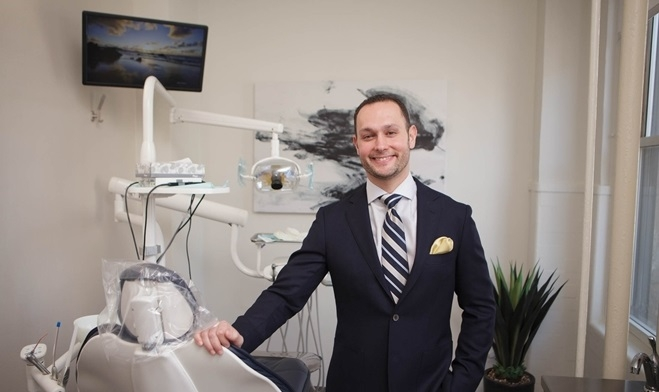 Dr. Joshua Perlman, NYC Smile Spa