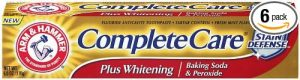 Many wine professionals tell me they use Arm & Hammer Baking Soda Toothpaste Others said used Crest Wh they Crest White Strips