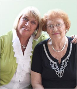 Mom's Meals Founder Barb Anderson and the Mom who inspired Mom's Meals