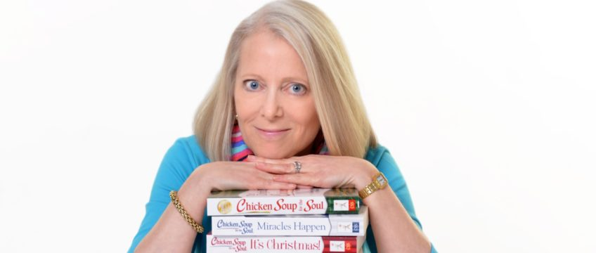 """She Stirs the Pot in the """"Chicken Soup for the Soul"""" Brand- Meet Amy Newmark Aug 22"""