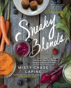 Missy new book provides recipes for delicious and nutritious blends using fruits and vegetables to incorporate into everyday recipes.
